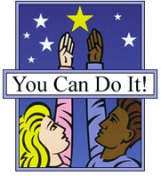 You Can Do It logo